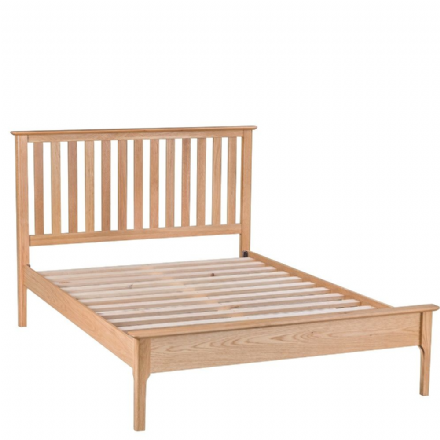 Newhaven Oak Double Bed